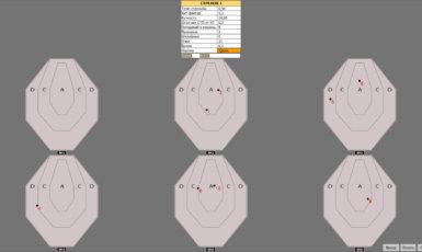 ПО для тира IPSC практической стрельбы 2